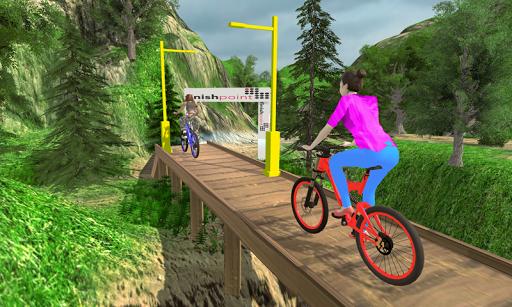 Offline Bicycle Games 2020 : Bicycle Games Offline 1.10 screenshots 8