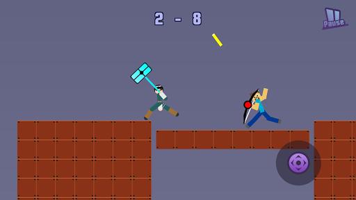 Supreme Stickman Fighter: Epic Stickman Battles apkpoly screenshots 6