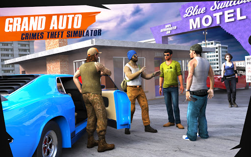 Gangsters Auto Theft Mafia Crime Simulator 1.6 Screenshots 1