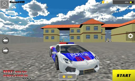 MBU Polisi Simulator ID 1.0.6 screenshots 2