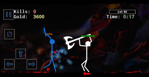 Stickman Physics Battle Arena  screenshots 5