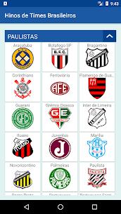 Hinos de Clubes Brasileiros 6.5 APK + MOD (Unlocked) 1