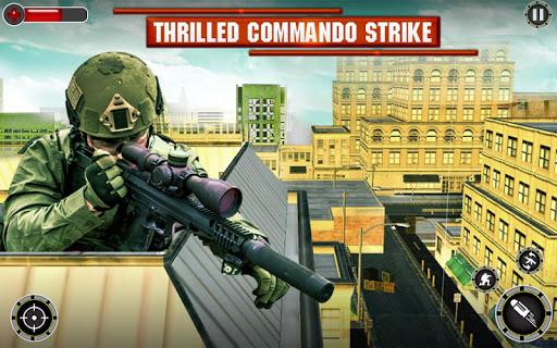 Sniper FPS Fury - Top Real Shooter- Sniper 3d 2018 apktram screenshots 1