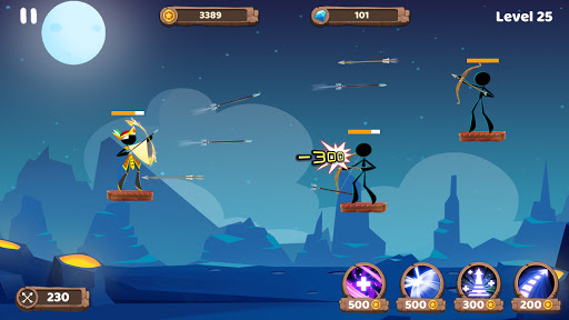 Mr. Archers: Archery game - bow & arrow 1.10.1 screenshots 5