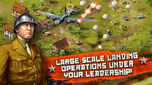 Second World War: Western Front Strategy game  screenshots 2
