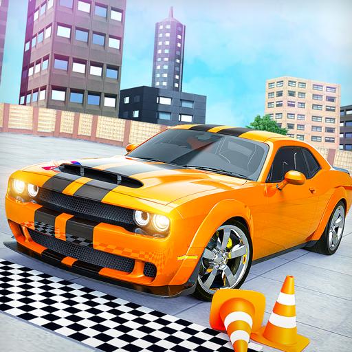 Car Parking Games: Prado Car Parking & Car Games