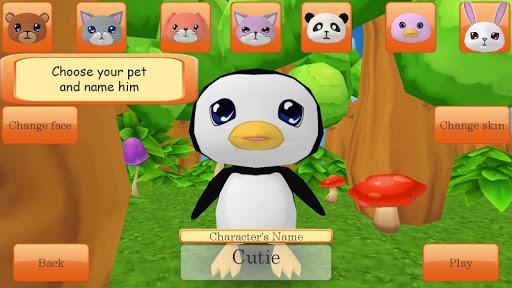 Cute Pocket Pets 3D apktram screenshots 1