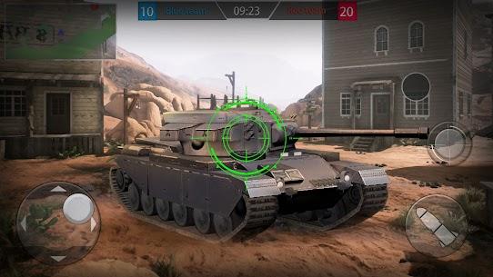 Furious Tank: War of Worlds 5