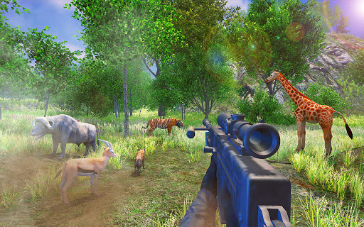 Animal Hunting Game 2021 Safari Shooting Simulator  screenshots 13