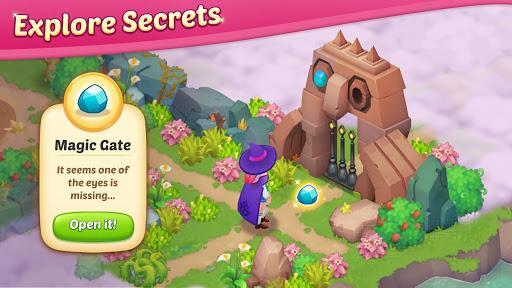 Magicabin: Home Design & Colorful adventure  screenshots 2