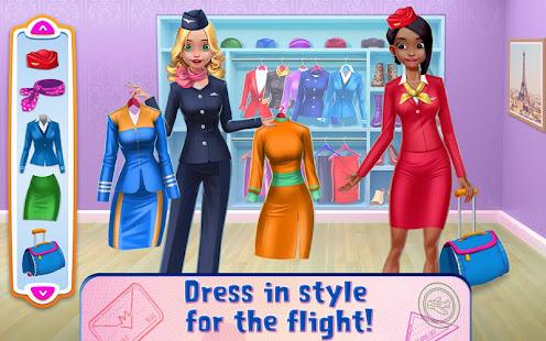 Sky Girls - Flight Attendants 1.1.3 Screenshots 1