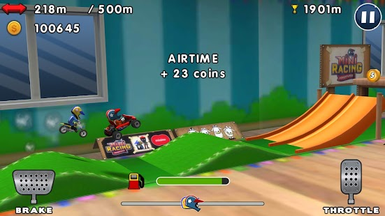 Mini Racing Adventures Screenshot