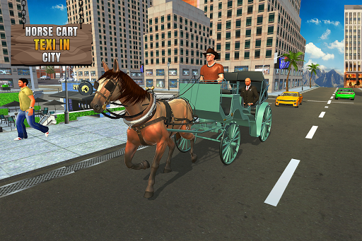 Flying Horse Taxi City Transport: Horse Games 2020 apkdebit screenshots 16