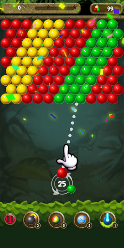 Bubble Shooter: Jungle POP 1.1.0 screenshots 17