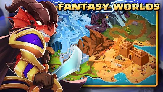Tiny Gladiators 2: Heroes Duels - RPG Battle Arena Mod Apk