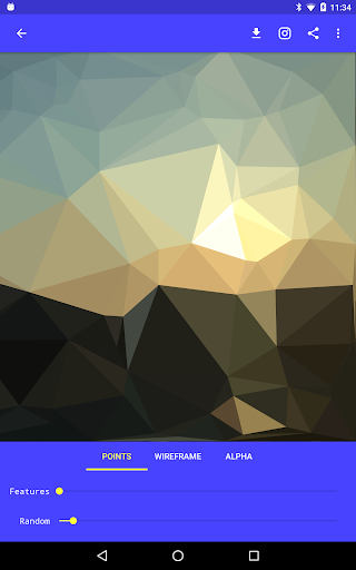 Triangulated. Lowpoly Art Tool For PC Windows (7, 8, 10, 10X) & Mac Computer Image Number- 10