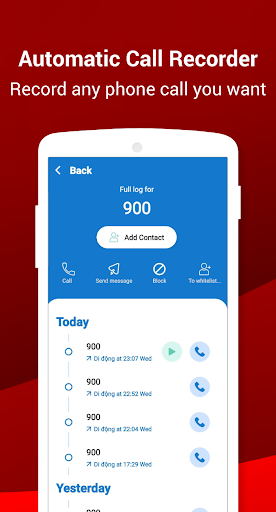 Automatic Call Recorder Pro - Recorder Phone Call  Screenshots 6