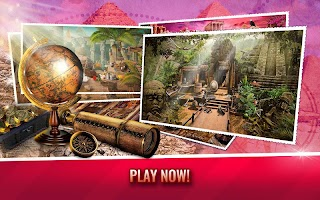 Lost City Hidden Object Adventure Games Free