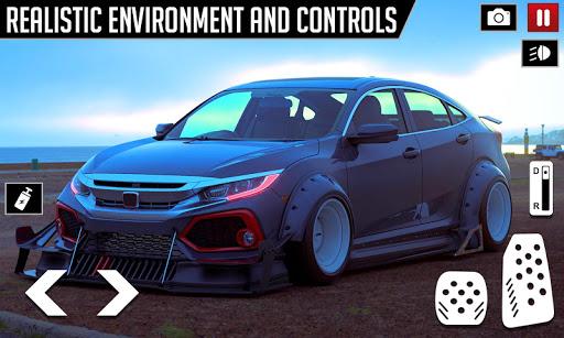 Civic Drifting and Driving Simulator Game  screenshots 3