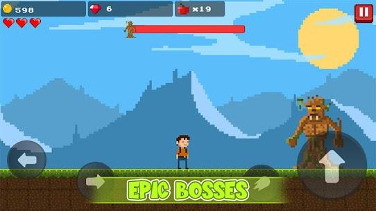 Super Boy Adventure | Eurics Saga | Platform Game Hack & Cheats Online 2