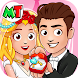 My Town : Wedding - ウェディング - Androidアプリ