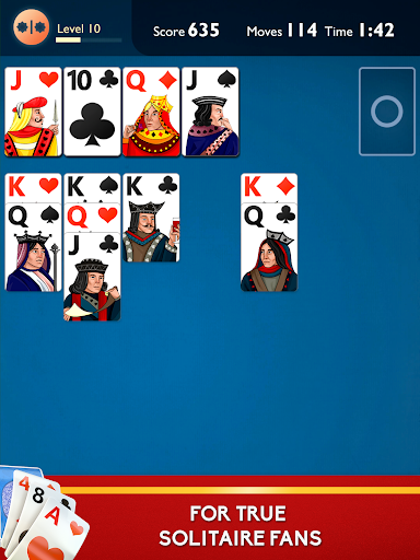 Solitaire Plus apkpoly screenshots 10