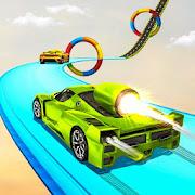 Jet Car Ramp Stunt Games– Mega  Ramp GT Car Stunts