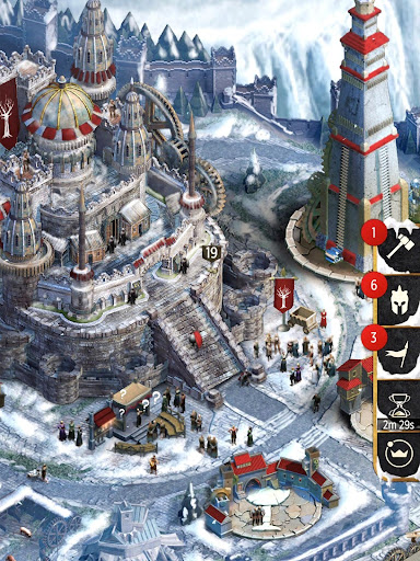 Game of Thrones: Conquest u2122 - Strategy Game  screenshots 16