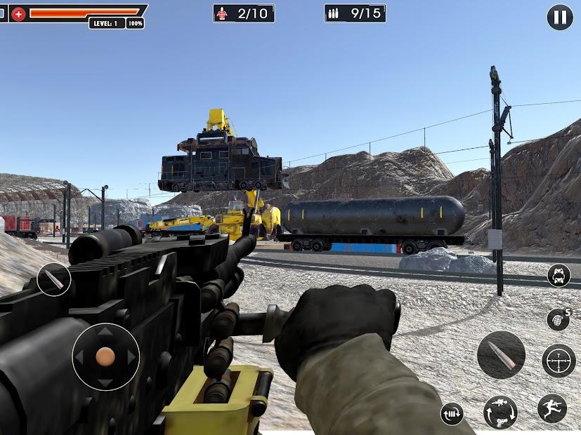 Imágen 19 de Rangers Honor: Juegos Disparos juegos de pistolas para android