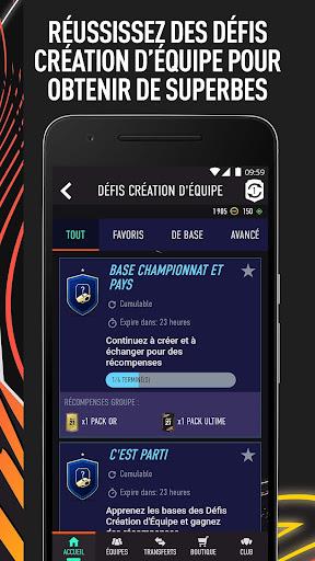 EA SPORTS™ FIFA 21 Companion APK MOD (Astuce) screenshots 6