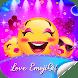 Love EmojiGif WAStickerApps For WhatsApp