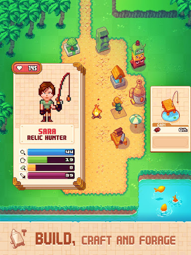 Tinker Island - Survival Story Adventure  screenshots 15