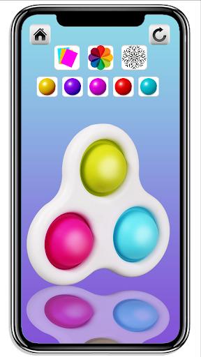 DIY Simple Dimple Pop It Fidget Toys Calming Games  screenshots 16
