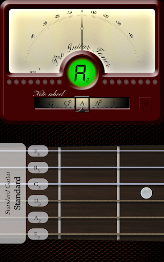 Pro Guitar Tuner 3.1.10 Screenshots 7