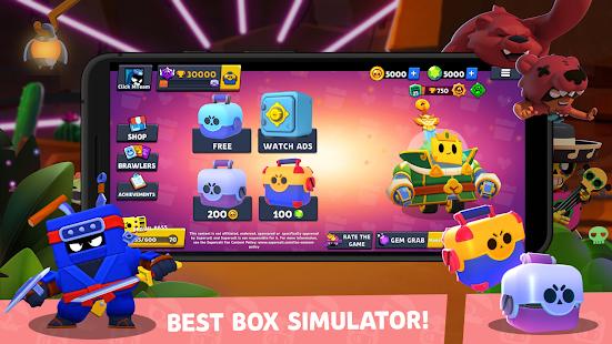 Splash Box Simulator for Brawl Stars: Cool Boxes! 114 screenshots 1