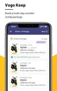 VOGO -Scooter & Bike Rental App | Rent.Ride.Return 3