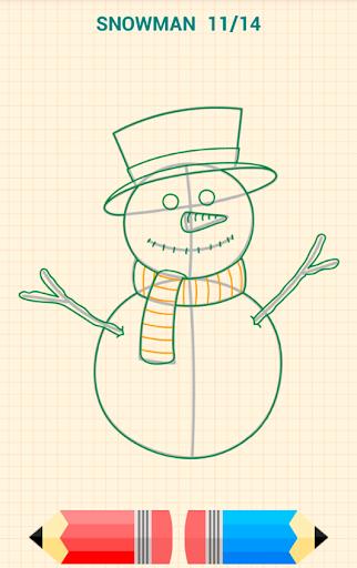 How to Draw Christmas 5.0 Screenshots 17