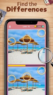 Difference Find Tour Mod Apk (Unlocked All Level) 1