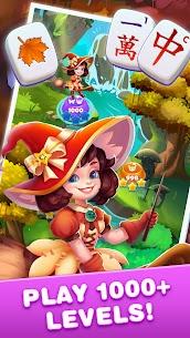 Mahjong Tour  Witch Tales Apk 1
