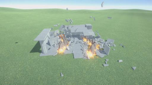 Destruction simulator: physics demolition sandbox  Screenshots 5