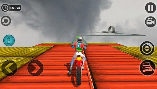 Impossible Motor Bike Tracks New Motor Bike  screenshots 3