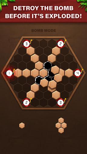 Fill Wooden Block: 1010 Wood Block Puzzle Classic screenshots 3