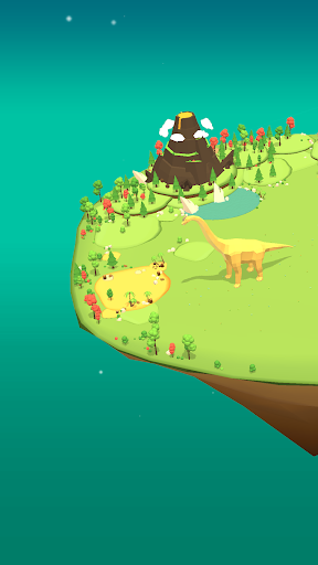 Merge Safari - Fantastic Animal Isle 1.0.86 screenshots 3