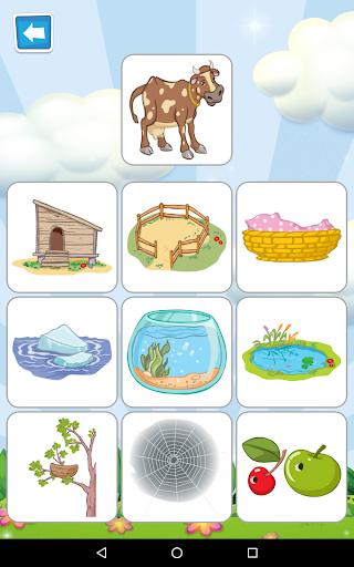 Preschool Adventures 2: Learning Games for Kids Apkfinish screenshots 14