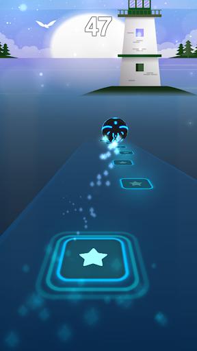 Undertale Theme Song Magic Beat Hop Tiles  screenshots 3