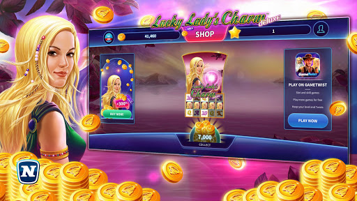 Lucky Lady's Charm Deluxe Casino Slot 5.30.0 screenshots 2