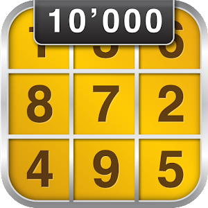 Sudoku 10&#39000 Free