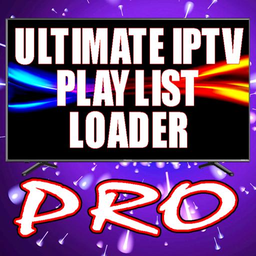 Baixar Ultimate IPTV Playlist Loader PRO