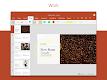 screenshot of Microsoft PowerPoint: Slideshows and Presentations