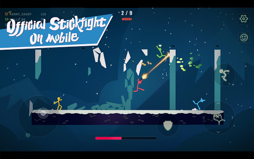 Stick Fight: The Game Mobile 1.4.21.18813 Screenshots 2